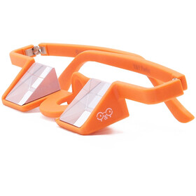 YY VERTICAL Plasfun Lunettes D'Assurage, orange